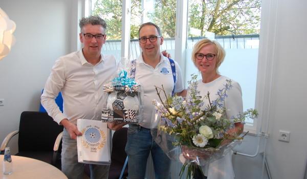 VV Scherpenzeel contract